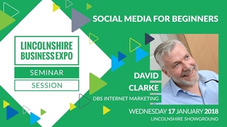 David Clarke Lincs Business Expo 2018
